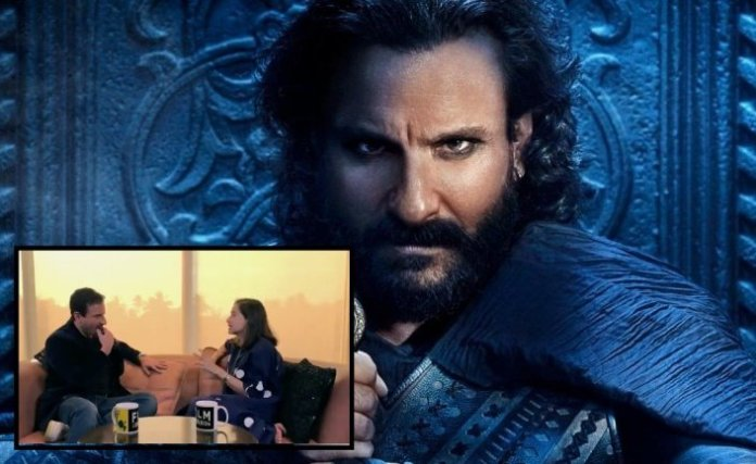 The biggest takeaway from Saif Ali Khan interview on Tanhaji: He doesn't give a damn about politics, he only cares about his career