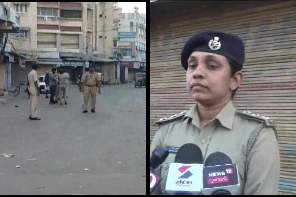 Gujarat: Clash broke out between 2 communities following Jumma Namaz