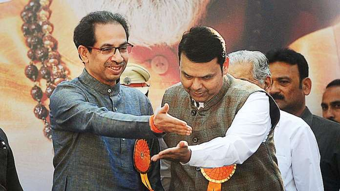 Maharashtra CM Uddhav Thackeray has not ruled possibility of an alliance with the BJP in future
