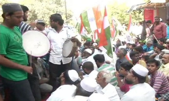 Anti-CAA protests in Chennai