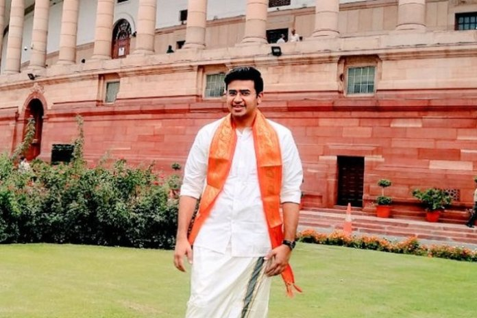 BJP MP Tejasvi Surya asks Hindus to stay vigilant against Islamists: Here are the 5 ways in which the media is expected to outrage