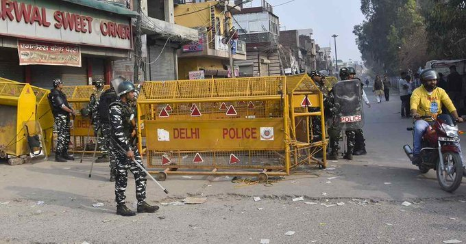 Death toll reaches 17 in Delhi, curfew in several areas, Jaffrabad, Maujpur protest venues cleared
