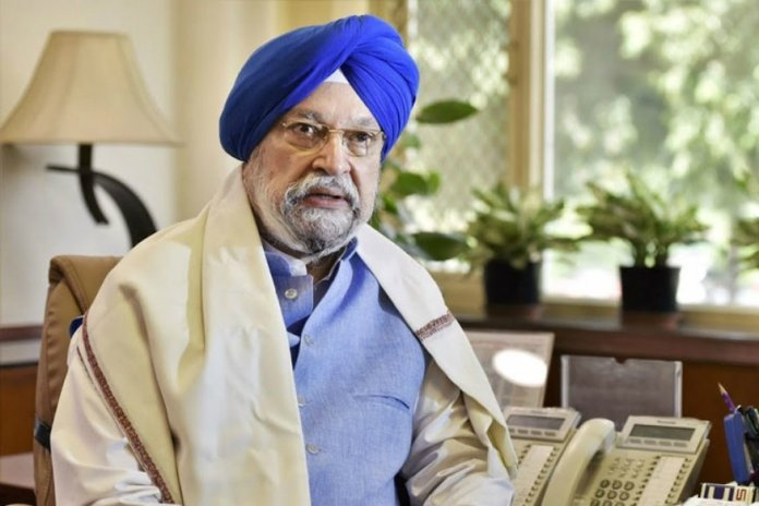 513 domestic flights carrying over 39,900 passengers operated on Friday, informs Hardeep Singh Puri