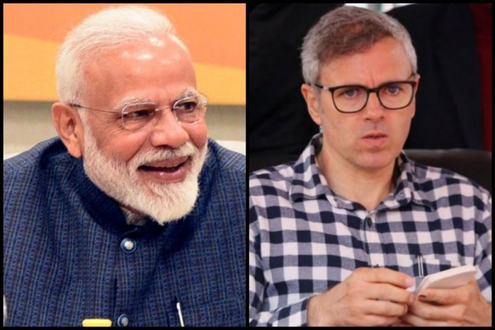 How pro-Islamist lobby is whitewashing threats by Omar Abdullah of Kashmir breaking away from India by attacking PM Modi