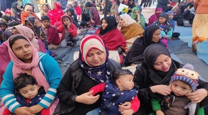 """""""Allah ki bachchi thi, Allah ne bula liya"""": How the anti-CAA protests in Delhi killed a 2 month old baby"""