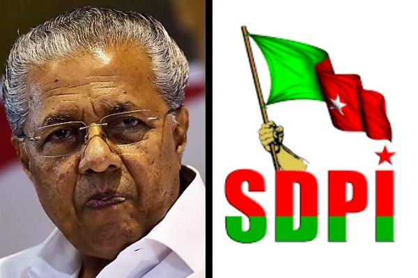 Pinarayi Vijayan targets SDPI, accuses it of creating