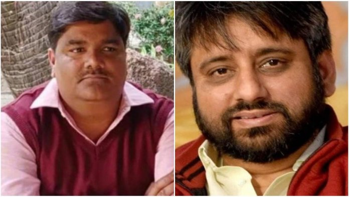 Delhi Anti-Hindu riots: Minutes after AAP suspends murder accused Tahir Hussain, Amanatullah Khan gives him clean chit