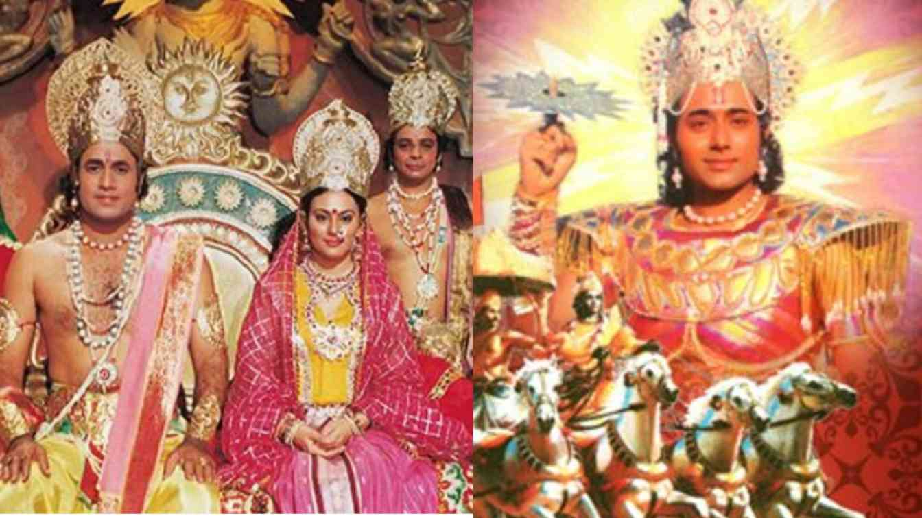 Telecast of Ramayan crashes Doordarshan site, top searched on Google