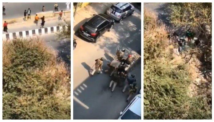 video delhi riots