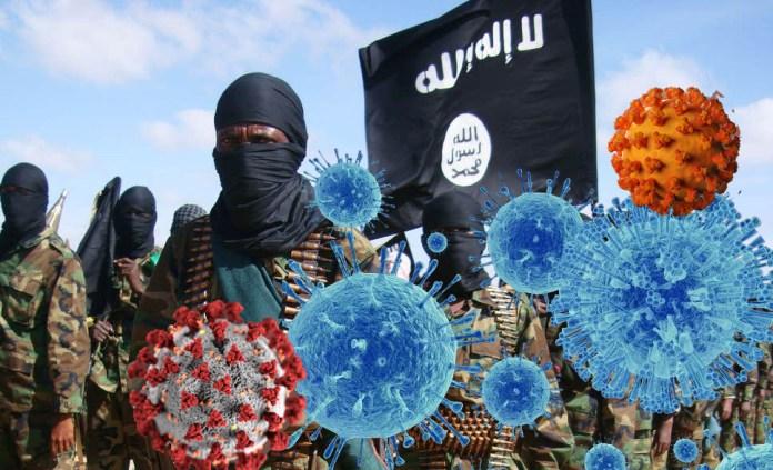 ISIS coronavirus