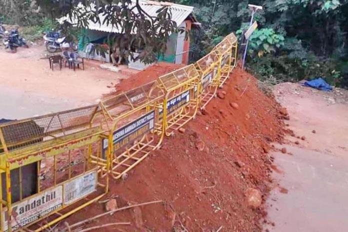 Congress MP from Kasaragod moves Supreme Court to challenge Karnataka's border blockade amidst coronavirus crisis