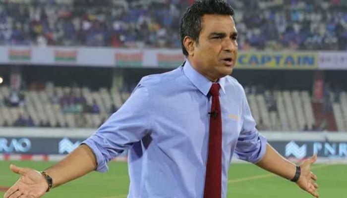 Commentator Sanjay Manjrekar (Photo Credits: India Tv)