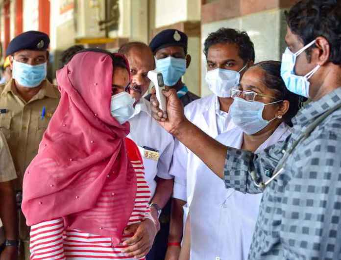 87 people in Pune quarantined after tracking a covid-19 patient's travel history