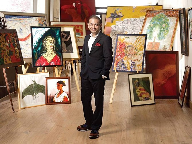 Nirav Modi's luxury assets, paintings, handbags and premium watches auctioned off by ED for over 53 crores