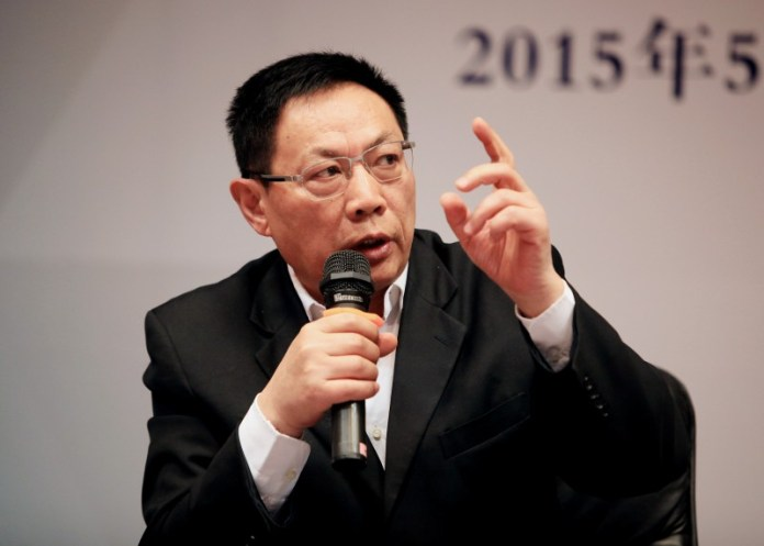 Chinese real estate tycoon Ren Zhiqiang