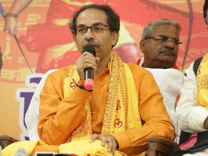 Maharashtra CM Uddhav Thackeray announced in Ayodhya that Maharashtra government will fund Rs 1 crore for the construction of a temple dedicated to Lord Ram