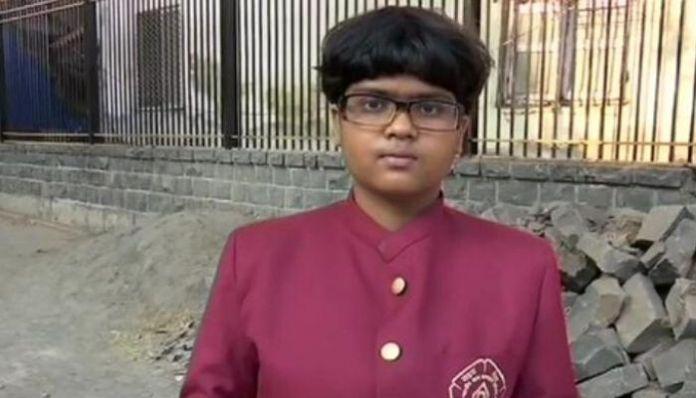 Shiv Sena humiliates Bravery awardee Zen Sadavarte for not knowing Marathi