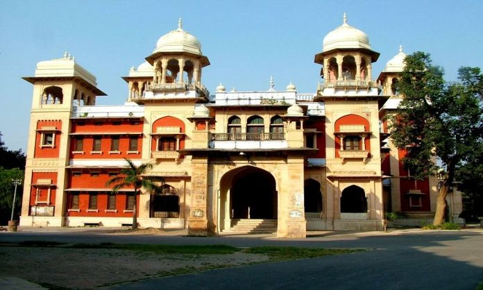 Allahabad University professor suspended by Vice Chancellor