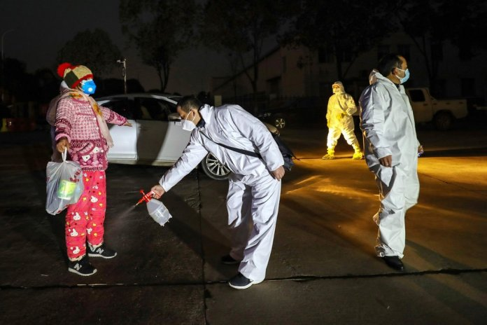 China has been the source of deadly epidemics for quite some time