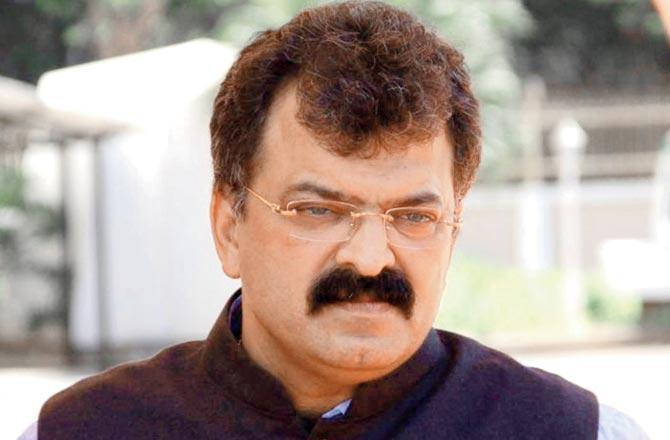 Maharashtra minister Jitendra Awhad tested positive for coronavirus