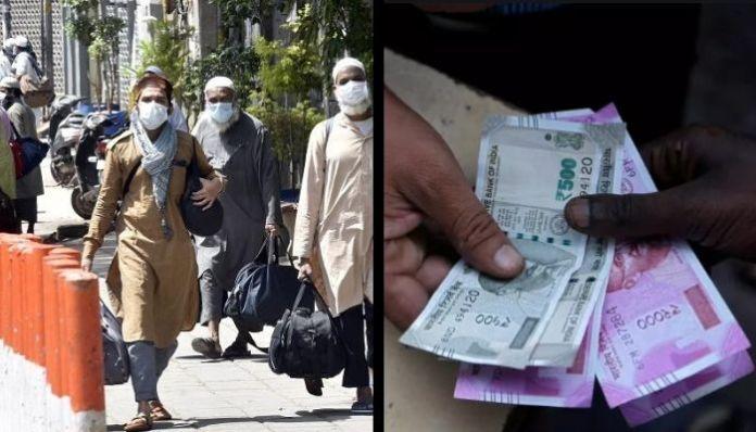 Delhi Police: Money angle behind Tablighi Jamaat members flouting orders