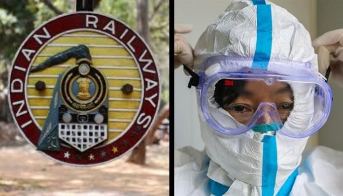 Indian Railways to manufacture 1000 PPE type overalls every day