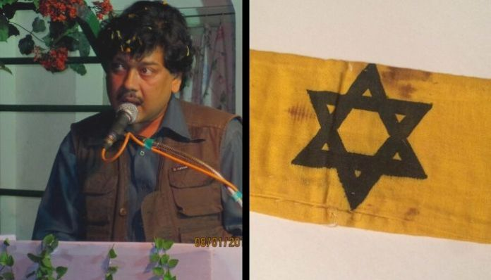TMC supporter's threat of marking houses reminds of Hitler's Yellow Stars