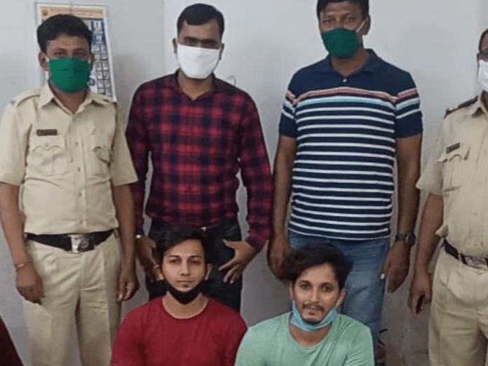 TikTok users claiming immunity from police action for defying lockdown taught a lesson by the Mumbai Police