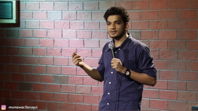 Complaint filed against stand-up comedian for hurting religious sentiments of Hindus in his video