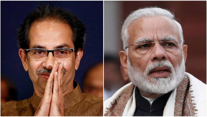 Uddhav Thackeray seeks PM Modi's help to ensure his nomination as MLC by the Governor