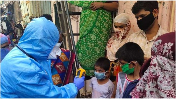 47 cases of coronavirus reported from Dharavi so far