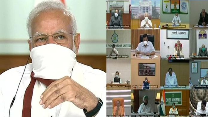 Will nationwide lockdown be extended? In meeting with PM Modi, so far 3 opposition ruled states vote for lockdown to be extended till 30th April