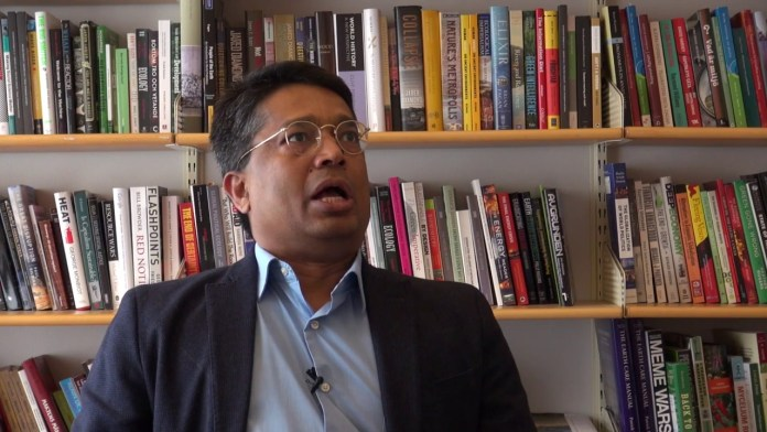 Ashok Swain wants 'Muslim Lives Matter' protests in India