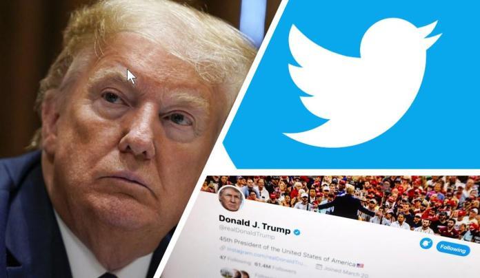 Donald Trump vs Twitter is on