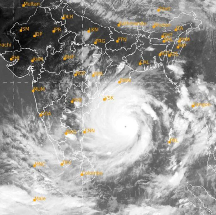 Cyclone Amphan to evolve into a super cyclone, says Indian Meteorological Department; bengal and Odisha on high alert