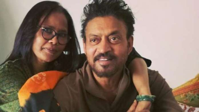 Irrfan Khan's wife Sutapa Sikdar pens a heartfelt note, thanks all his fans and doctors as she remembers her late husband