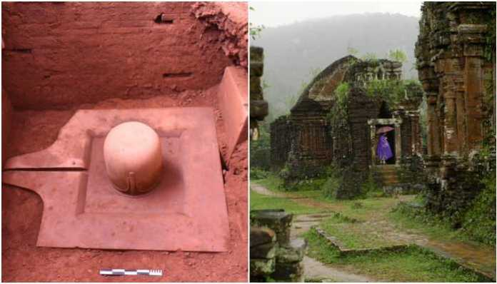 1100-year-old Shivling found in Vietnam's My Son sanctuary