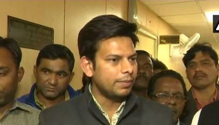 AAP MLA Prakash Jarwal sent to police remand by a Delhi Court