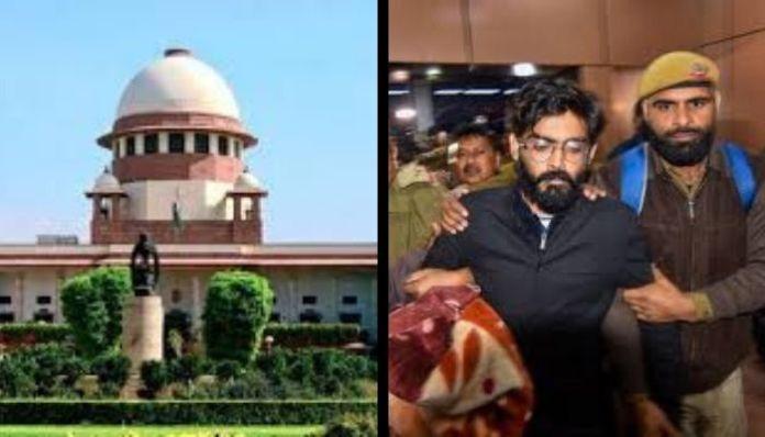 Sharjeel Imam files plea seeking clubbing of FIRs, SG seeks time from SC