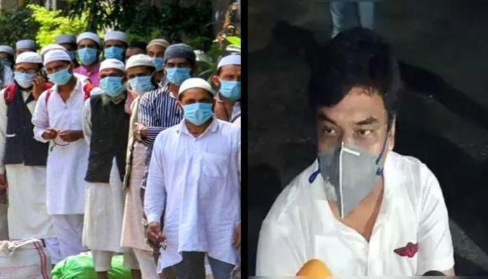 Tablighi Jamaatis create ruckus at quarantine centre in Alwar, BJP MLA sits on dharna demanding action