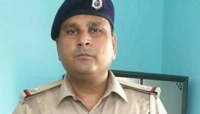 Bihar cop Tanveer arrested for wishing death to Yogi Adityanath on FB
