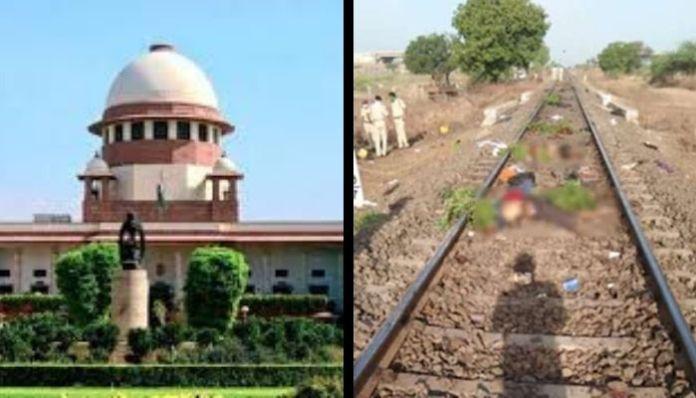 Supreme Court dismisses petition on Aurangabad Train Incident
