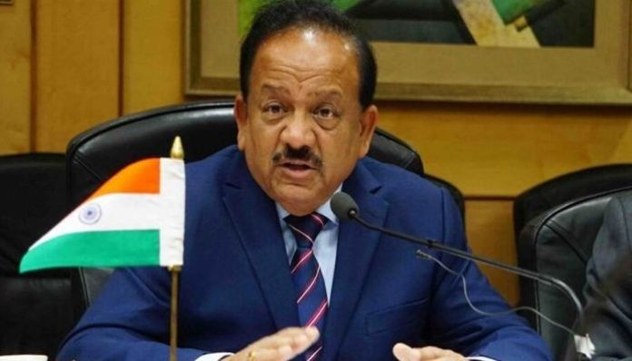 Union Health Minister Dr Harsh Vardhan elected as WHO Executive Board chairman, to take charge on May 22
