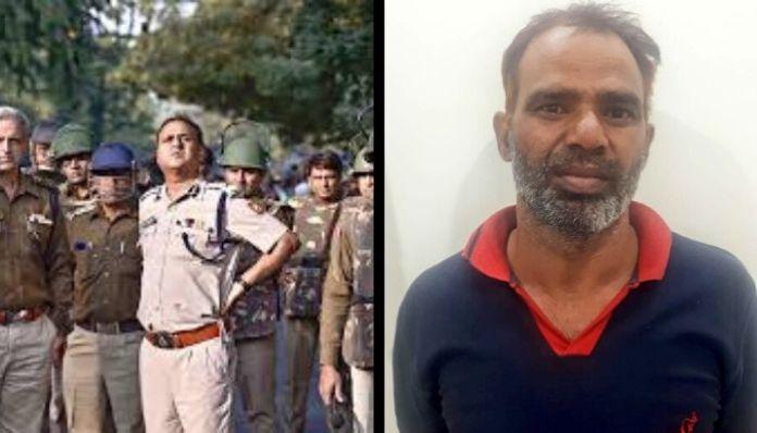 Delhi Polie nabs notorious criminal Mohammed Israel after 10 months
