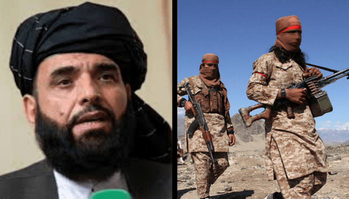 Taliban clarifies that it will not interfere in India's internal affairs
