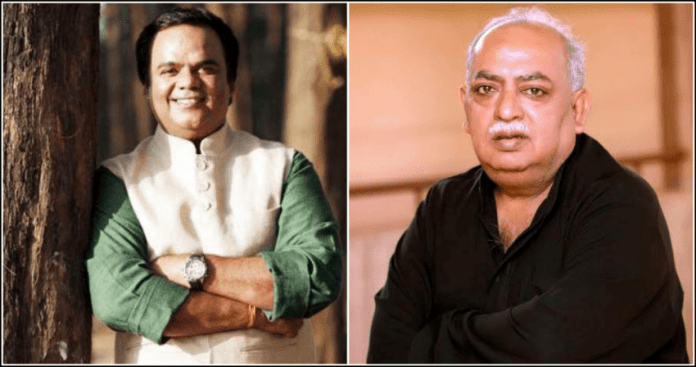 Munawwar Rana has been accused of stealing lines composed by poet Alok Srivastava
