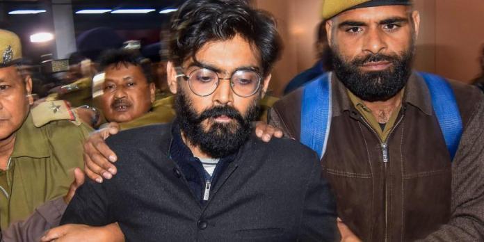 Sharjeel Imam granted statutory bail by the Gauhati high court