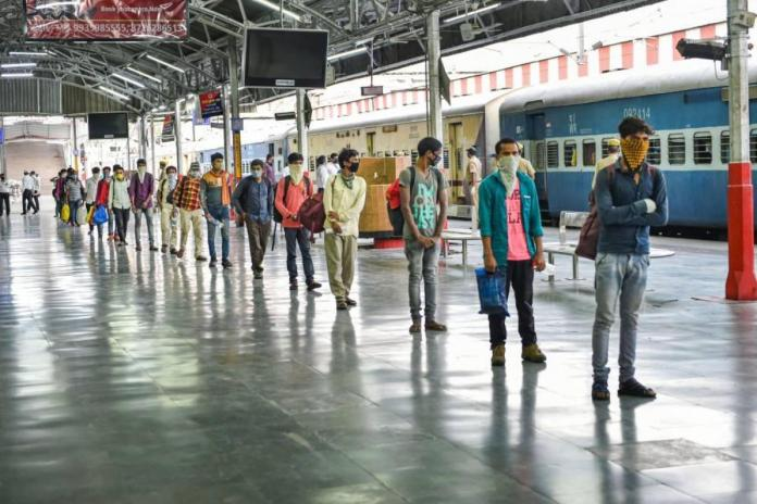 Only Uttar Pradesh has approve enough Shramik Trains