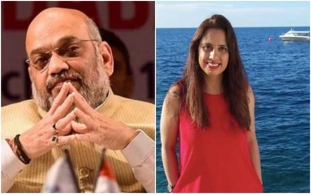 Former TOI journalist found wishing disease and death upon Home Minister Amit Shah