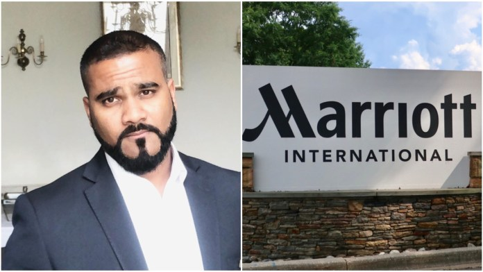 Person claiming to be a Marriott International employee found spreading hatred against Hindus on social media